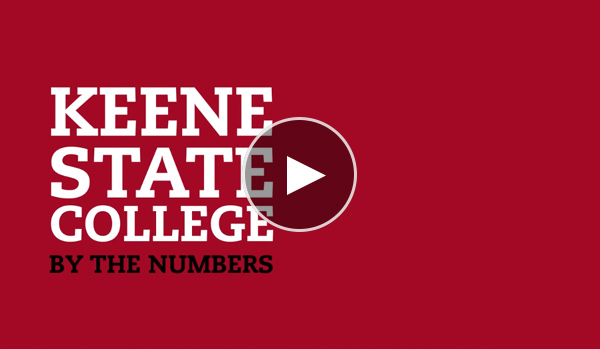 Keene State by the numbers
